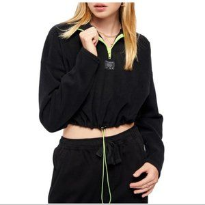 NWT BDG Urban Outfitters Cropped Fleece #0670